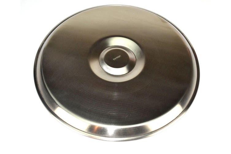 Stainless Steel Half Dozen Oyster Plate