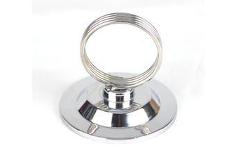 Ring Place Card Menu Holder - Single