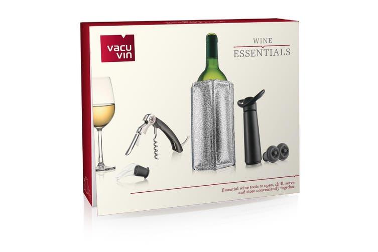 Vacu Vin Wine Essentials Gift Pack