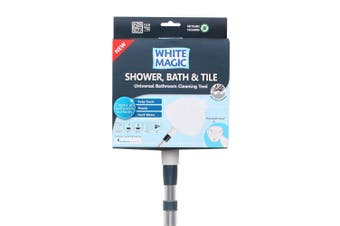 White Magic Shower Bath and Tile Cleaner