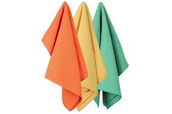 White Magic Tea Towels Pack of 3 Citrus