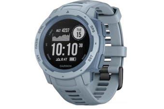 Garmin Instinct HRM GPS Sport Watch Sea Foam