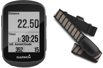 Garmin Edge 130 Plus GPS HRM-Dual Bike Computer Bundle