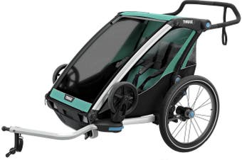 Thule Chariot Lite 2 Trailer/Stroller Bluegrass