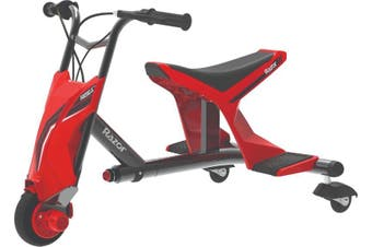 Razor Drift Rider Electric Drift Cycle Red/Grey