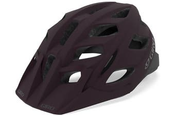 Giro Hex MTB Bike Helmet Matte Dusty Purple/Charcoal