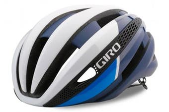 Giro Synthe MIPS Road Bike Helmet Matte Blue/White