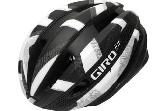 Giro Synth MIPS Road Bike Helmet Camo Black/White