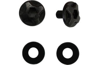 Bell 4Forty/Hela MTB Bike Helmet Visor Screws Black