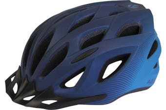 Azur L61 Satin Blue/Sky Fade Bike Helmet