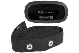Azur Action BT/ANT+ Wireless Heart Rate Sensor + Strap Black