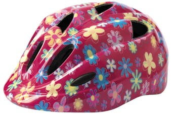 Azur T26 Toddler Helmet Flowers