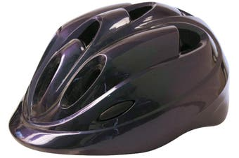 Azur T26 Toddler Helmet Holgraphic Black