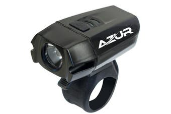Azur 400 Lumens USB Quick Charge Lithium Front Bike Light