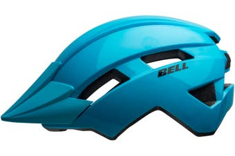 Bell Sidetrack II Toddler Bike Helmet Light Blue Unisize