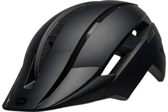 Bell Sidetrack II MIPS Youth Bike Helmet Matte Black Unisize