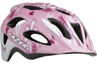 Lazer P'Nut Toddler Bike Helmet Unisize Pink Flowers