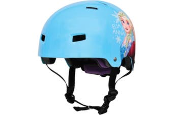 Azur Child's Bike Scooter Skate Helmet Frozen Themed
