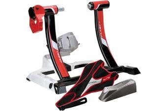Elite Qubo Fluid Indoor Trainer Kit (Includes Protec-Plus Sweat Net)