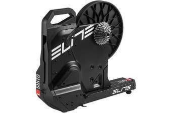 Elite Suito Direct Drive Interactive Smart Trainer Black
