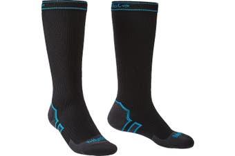 Bridgedale Storm Midweight Knee Socks Black