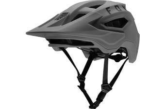 Fox Speedframe MTB Helmet Pewter