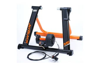 Jetblack M5 Pro Magnetic Trainer With Sqr Fit System And App New