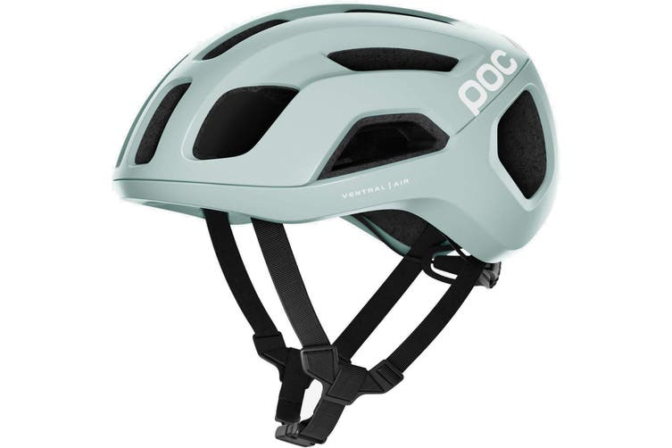 POC Ventral Air SPIN Road Bike Helmet Apophyllite Green Matte