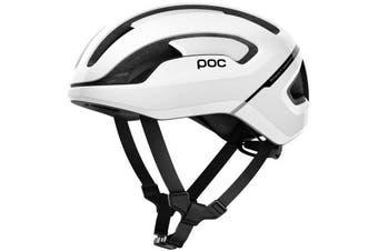 POC Omne Air SPIN Road Bike Helmet Hydrogen White