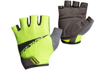 Pearl Izumi Select Fingerless Bike Gloves Screaming Yellow 2020