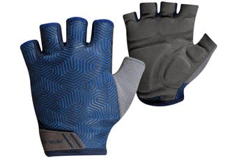 Pearl Izumi Select Fingerless Bike Gloves Lapis/Navy Blue 2020