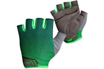 Pearl Izumi Select Fingerless Bike Gloves Pine/Grass Green 2020