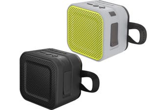 Skullcandy Barricade Mini Portable Bluetooth Speaker