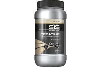 SIS Creatine High Intesity Exercise Monohydrate Food Supplement 400g Unflavoured