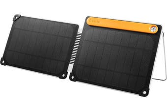 BioLite SolarPanel 10+ Portable Solar Panel & Power Bank (10W)