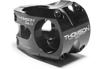 "Thomson Elite X4 DH 40 x 35mm 0° 1-1/8"" MTB Stem Black"