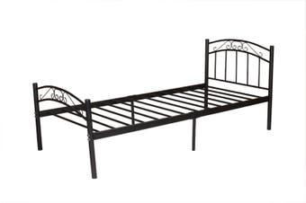 Cleveland Metal Bed Frame -Black