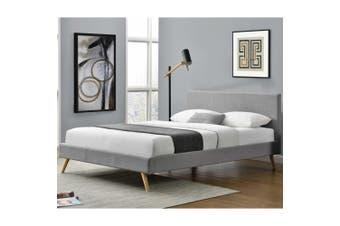 Nicole Bed Frame -Fabric
