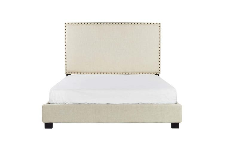 Elizabeth Fabric Bed-Double