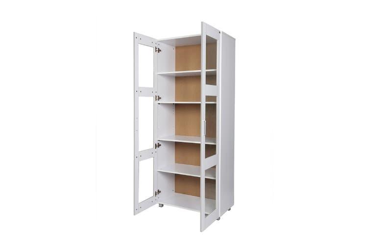 Redfen Aspen Tall Cupboard 2 Doors-White