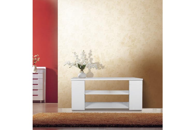 Redfern Simpleline Entertainment Unit -white