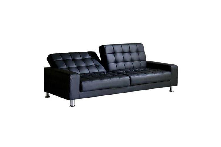 Coco Leatherette Sofa Bed
