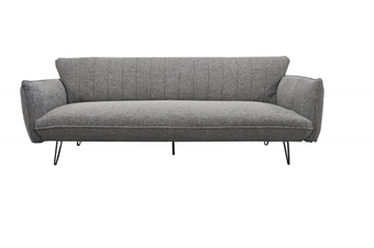 Oliva Sofa Bed- Light Grey