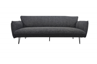 Oliva Sofa Bed- Black
