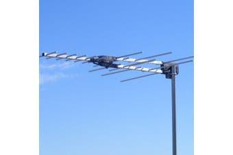 TRUBANDMETRO HILLS Tru-Band Prime Metro Antenna Silver Bullet Hills  Boomlock&Trade; Manufacturing Technology - Patent Pending  TRU-BAND PRIME METRO