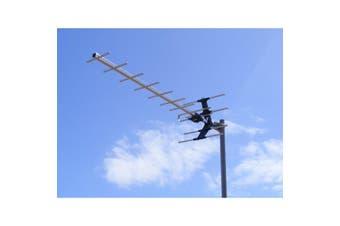 TSP2851 HILLS Tru-Spec UHF Ch28-51 Prime Antenna Hills  Boomlock&Trade; Manufacturing Technology - Patent Pending  TRU-SPEC UHF CH28-51 PRIME