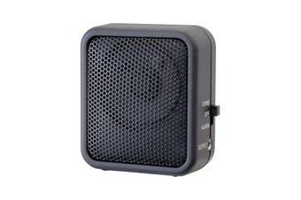 SPK200 TECHVIEW Extension Speaker For Des700 La5188 Ir100eb  Input Voltage: 9 - 15V D.C.  EXTENSION SPEAKER FOR DES700