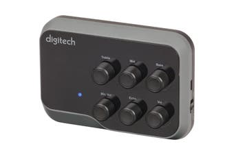 AM4230 DIGITECH Portable Bluetooth Mixer     PORTABLE BLUETOOTH MIXER