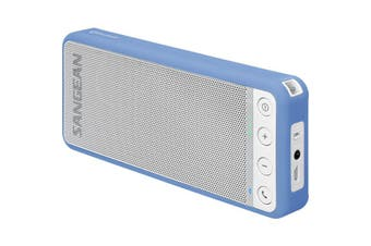 BTS101 SANGEAN Bluetooth Portable Speaker Blutab  Sangean  Built-In Bluetooth Technology Version 4.0 Class Ii Wireless Audio Streaming  BLUETOOTH PORTABLE SPEAKER