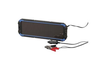 MB3504 POWERTECH 12V 1.5W Solar Trickle Charger   Use With Any Rechargeable 12V Battery  12V 1.5W SOLAR TRICKLE CHARGER